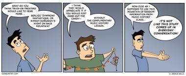 Trick or Tritone