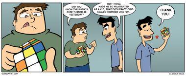 Alas Poor Rubik
