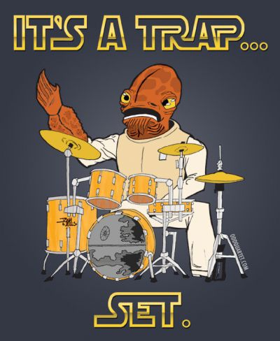 It's a Trap Set!
