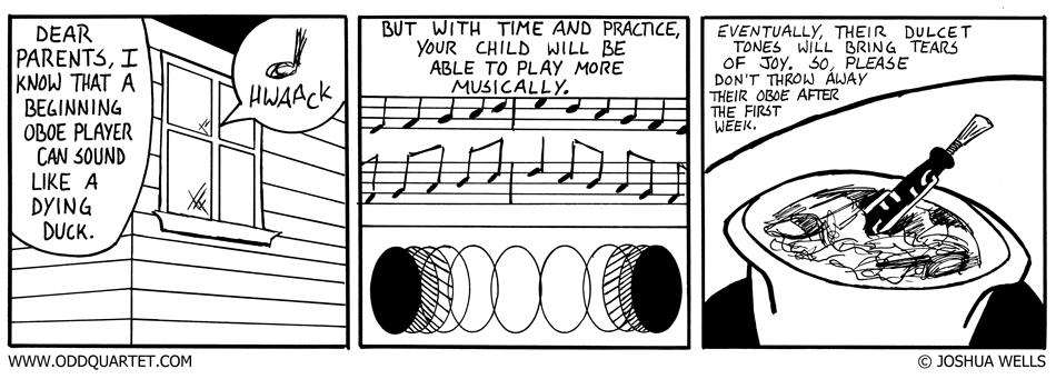 Oboe Redemption