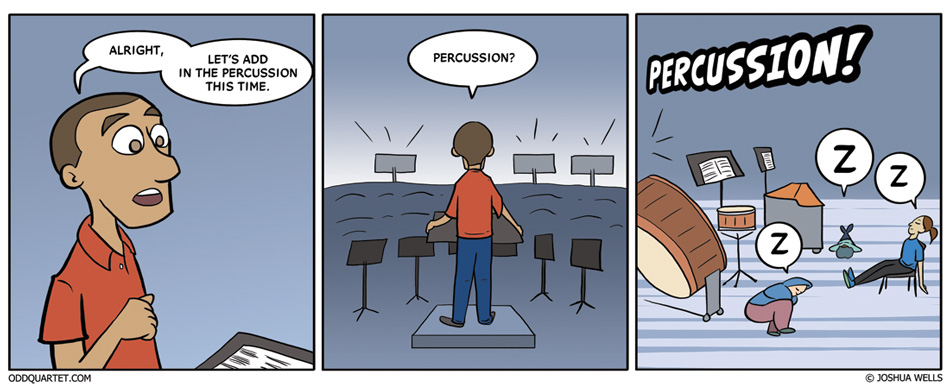 Percussion Rebellion